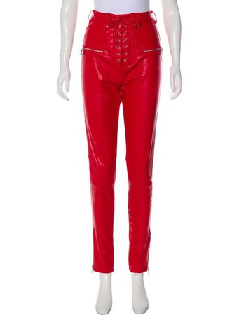 I.AM.GIA High-Rise Skinny Pants - Clothing - WIMAA20235   The RealReal