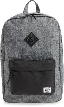 Heritage Print Backpack