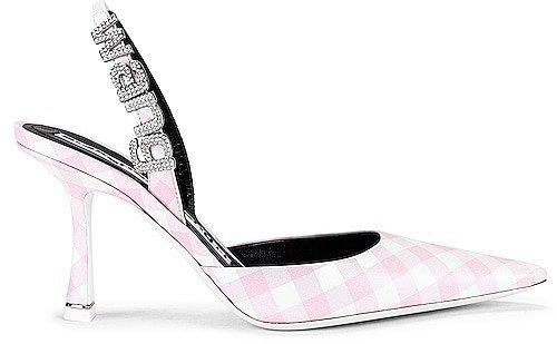 Grace 85 Cradle Slingback Heel
