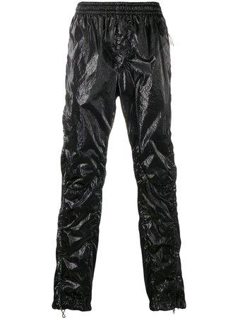 1017 ALYX 9SM Pantalon Ample Verni - Farfetch