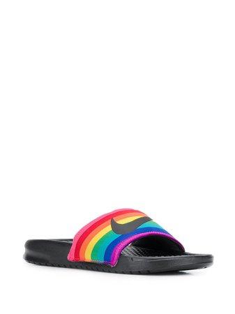 Nike Rainbow Slides - Farfetch