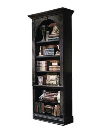 Longfellow Book Case | Victorian Book Shelf