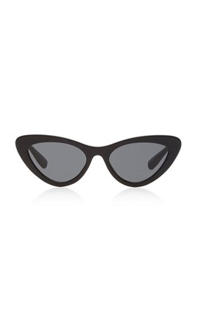 Cat-Eye Acetate Sunglasses By Miu Miu | Moda Operandi