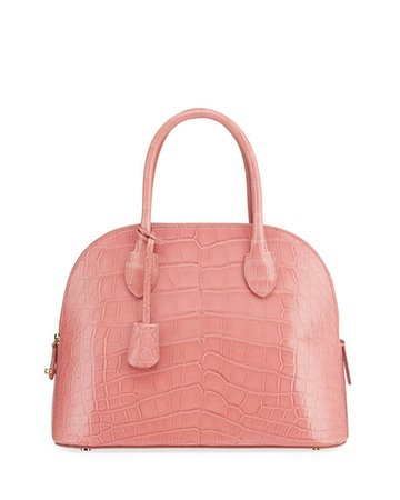 THE ROW Lady Bag in Alligator | Neiman Marcus