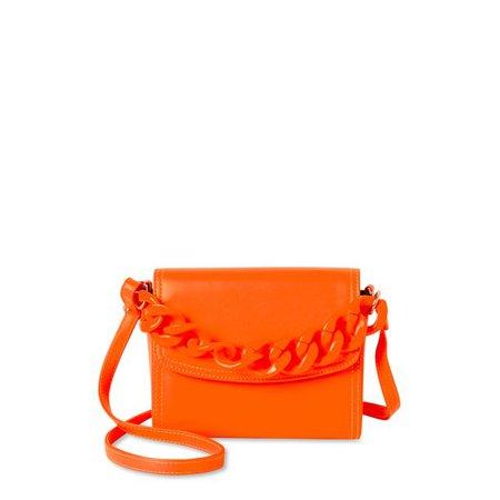 Scoop - Scoop Women's Crossbody Bag with Resin Chain - Walmart.com - Walmart.com