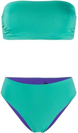 Reversible Bandeau Bikini