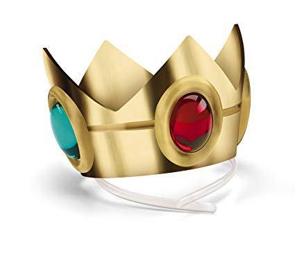princess peach crown - Google Search