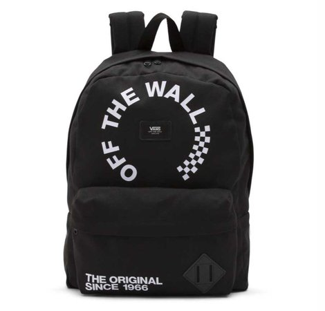 Vans Off The Wall Bookbag