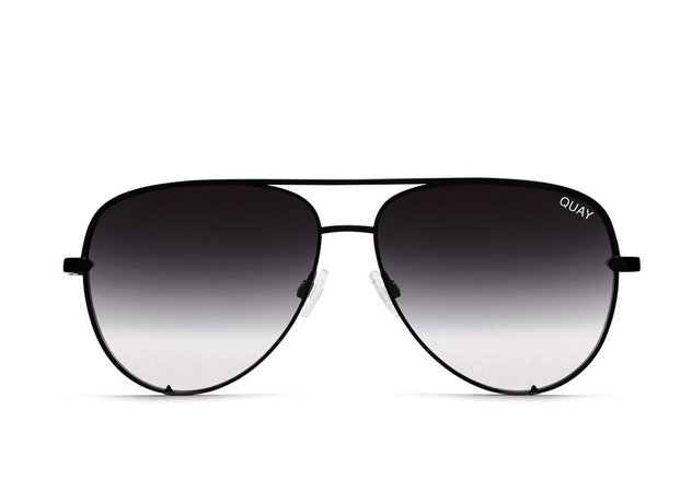 HIGH KEY Aviator Sunglasses | Quay Australia