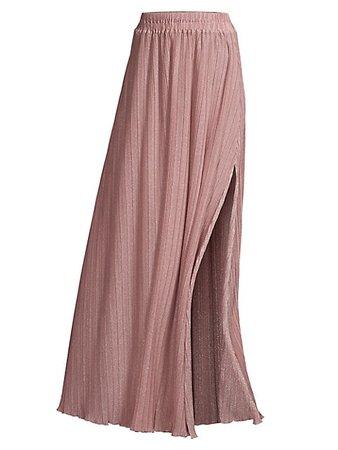 Ramy Brook Darya Slit Maxi Skirt | SaksFifthAvenue