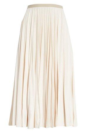 Max Mara Leisure Drina Pleated Skirt | Nordstrom