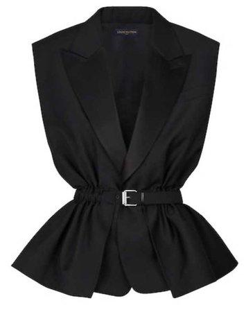 veste sans manches Louis Vuitton