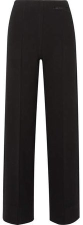 Kwaidan Editions - Wool-blend Straight-leg Pants - Black