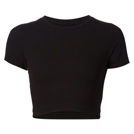 Getting Back To Square One cropped T-shirt