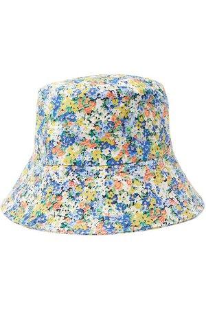 Faithfull The Brand   Floral-print cotton-canvas bucket hat   NET-A-PORTER.COM