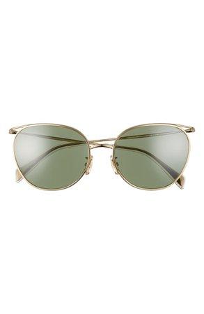 CELINE Mineral 55mm Cat Eye Sunglasses | Nordstrom