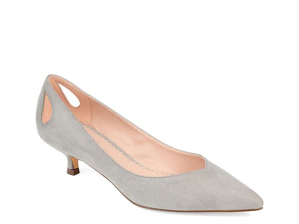 Journee Collection Goldie Pump Women's Shoes | DSW