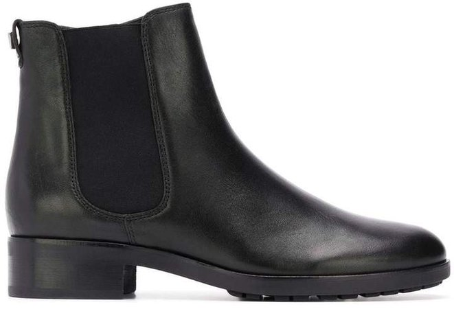 Elasticated Side Panel Boots