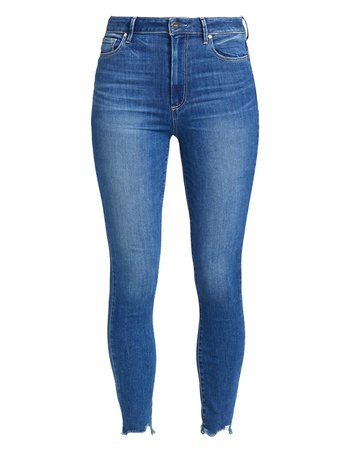 Paige Jeans Margot Ankle Skinny Jeans | SaksFifthAvenue