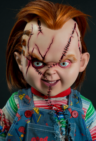 Seed of Chucky One to One Scale Chucky Doll