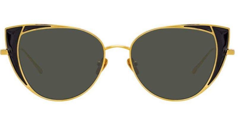 Linda farrow cateye sunglasses
