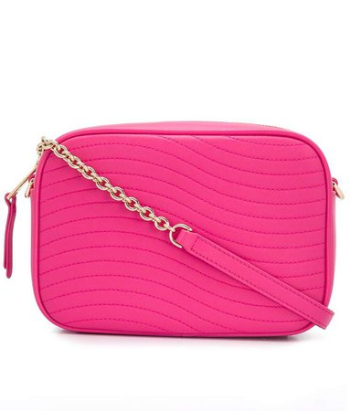Swing quilted crossbody bag