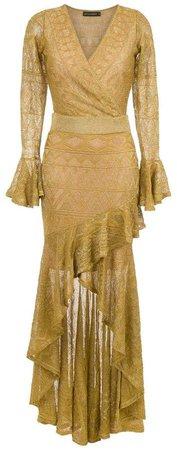 Gustava long dress