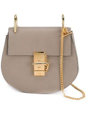 Chloé Mini Drew shoulder bag 3S1032944   Farfetch