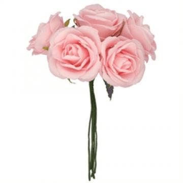 Light Pink Rose Png - Cheap Frills Jewellery