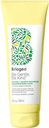 Be Gentle, Be Kind Banana + Coconut Nourishing Superfood Body Cream