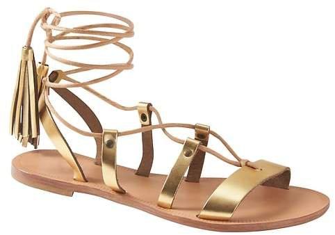 Joie | Saburo Wrap Sandals