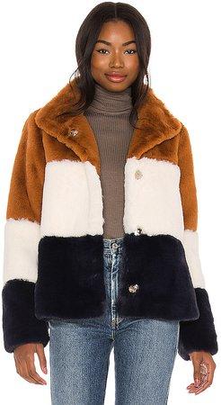 Bea Faux Fur Jacket