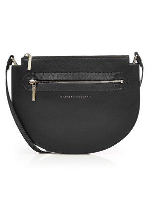 Moonlight Leather Shoulder Bag Gr. One Size