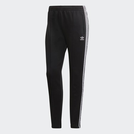 Women's SST Track Pants in Black | adidas US