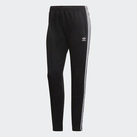 Women's SST Track Pants in Black | adidas US