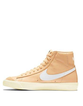 Nike Blazer 77 mid sneakers in biscuit   ASOS