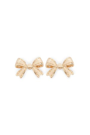 Bow Stud Earrings | Forever 21