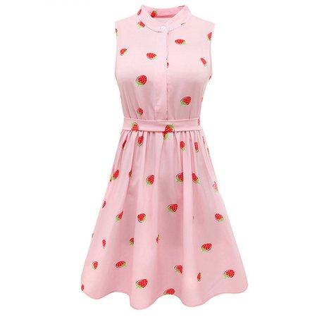 strawberry lolita dress - Pesquisa Google