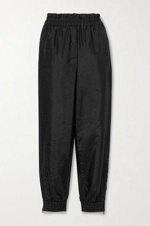 Shell Track Pants - Black