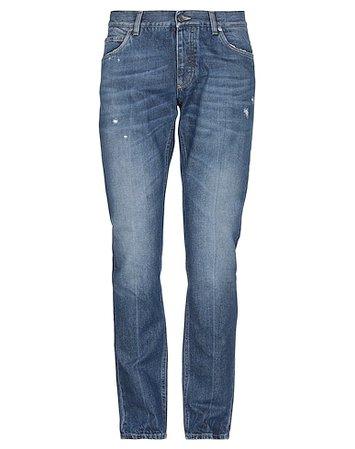 Dolce & Gabbana Denim Pants - Men Dolce & Gabbana Denim Pants online on YOOX United States - 42789033RD