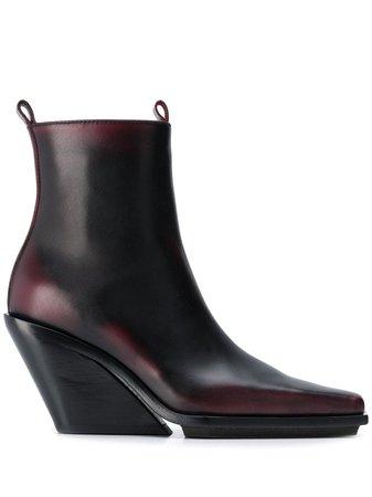 Ann Demeulemeester Asportabile boots - FARFETCH