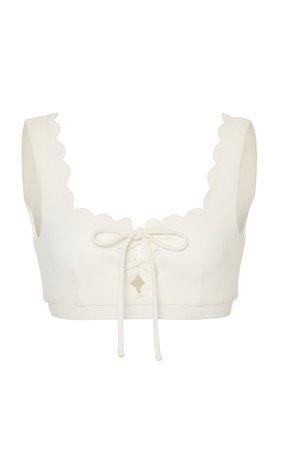 Marysia Palm Springs Tie Top Size: XS