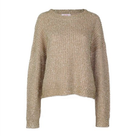 Pink Spider Sparkling Knit Sweater   Muse Boutique Outlet – Muse Outlet