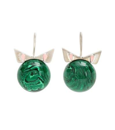 Crystal Wonder earrings