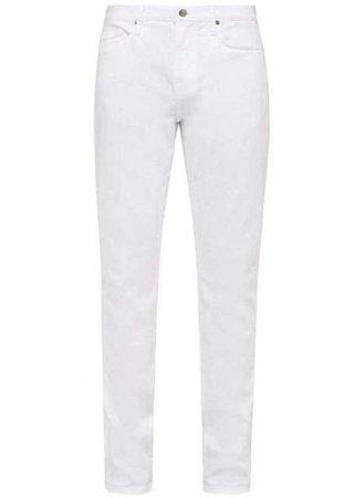 white jeans/pants