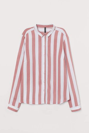 Viscose Shirt - Pink