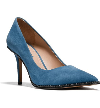 COACH Waverly Pointed Toe Pump (Women) | Nordstrom