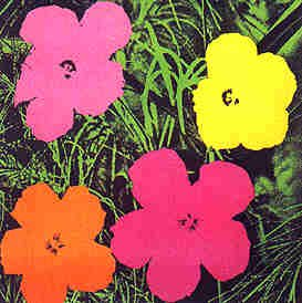 ANDY WARHOL Flower 1964. Pop Art, Edition Prints and Original Paintings for sale.