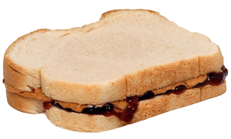 sandwich png filler brown