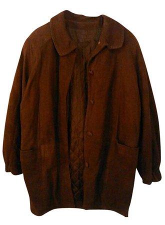 Burnt Brown Jacket